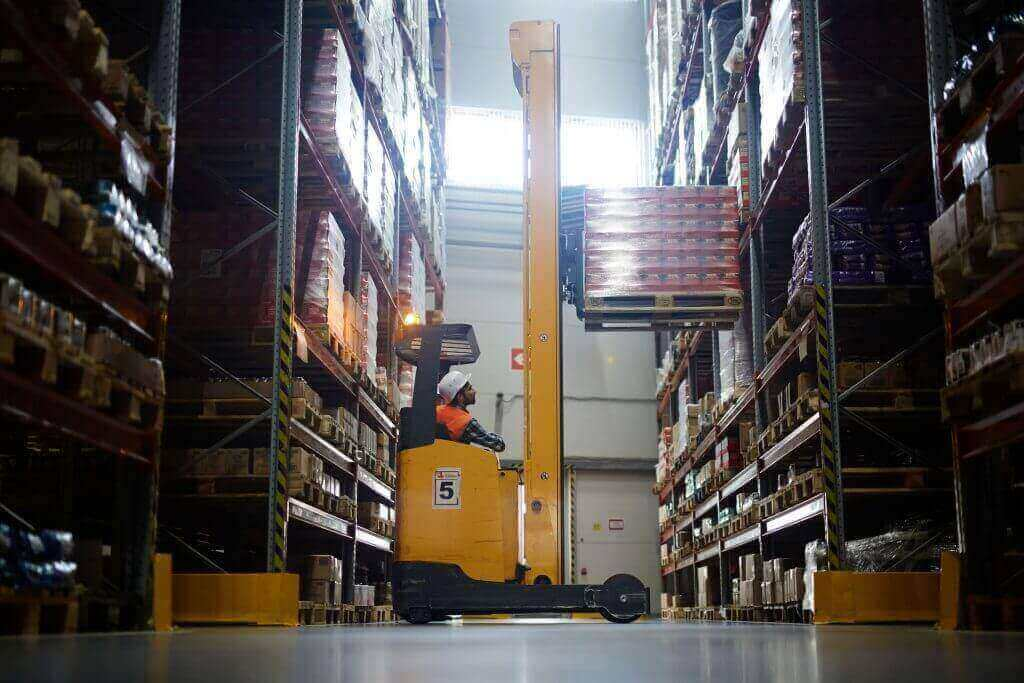 Reach Truck Operator PSC Staffing